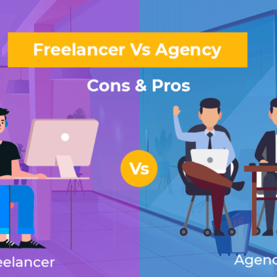 agency vs freelancer