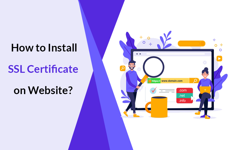 how to install ssl certificate