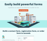 easily build powerful forms